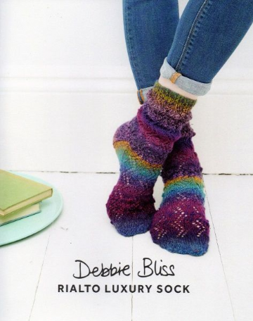 Debbie Bliss Rialto Luxury Sock Patterns